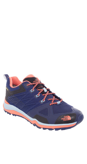 The North Face Ultra Fastpack 2 GTX Hikingsko Damer orange/blå